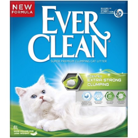 Ever Clean New Extra Strong Scented - Agglomerante
