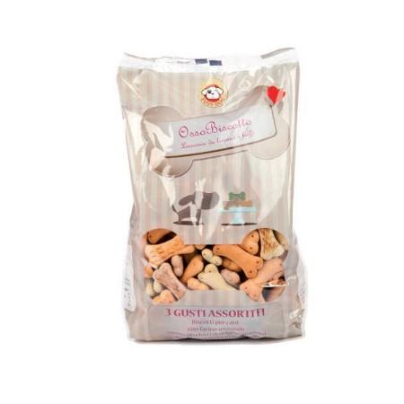 Ferribiella - Biscotti 3 Gusti Assortiti