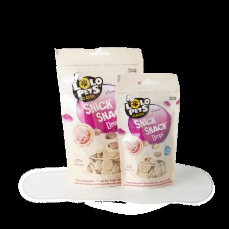 Lolo Pets - Snack Drops Mini al Prosciutto