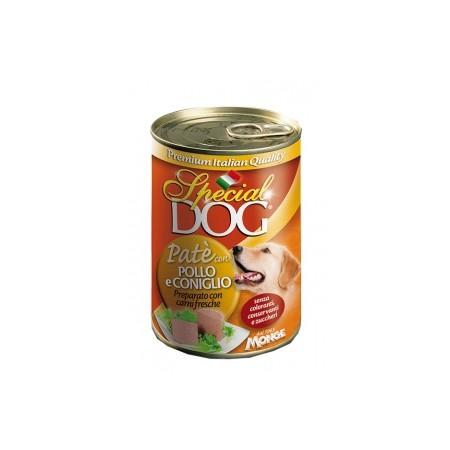 Special Dog Patè Classic Pollo con Coniglio