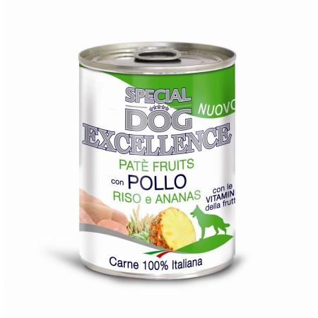 Special Dog Excellence Patè Fruit Pollo Riso e Ananas