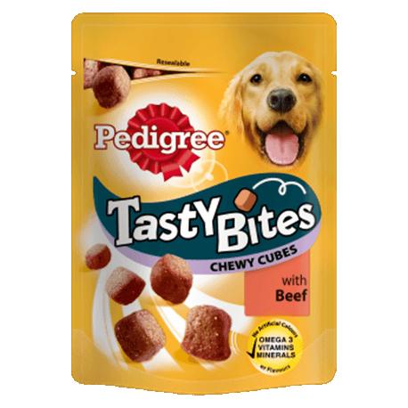 Pedigree Tasty Bites Chewy Cubes