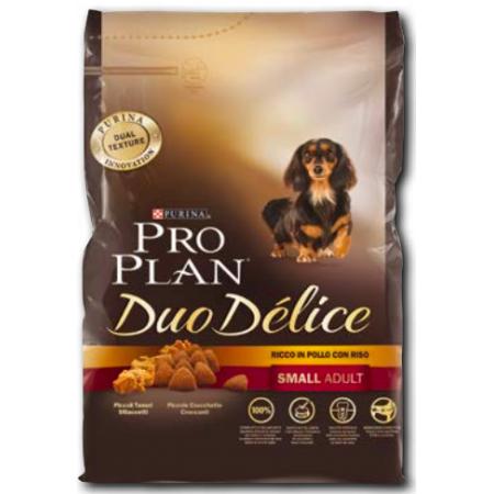 Pro Plan Duo Delice Adult Small Pollo