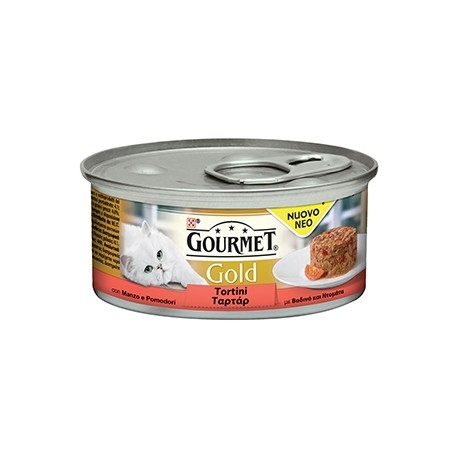 Gourmet Gold Tortini Manzo Con Pomodoro