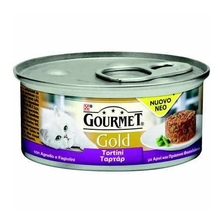 Gourmet Gold Tortini Agnello e Fagiolini