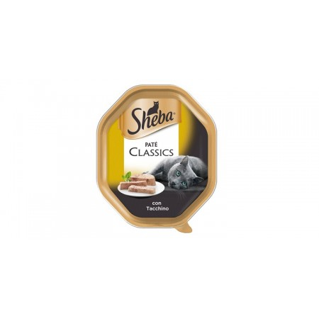 Sheba Patè Classic con Tacchino