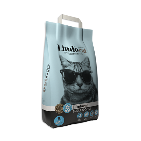 Lindo Cat Smell Good Lettiera Agglomerante Profumata