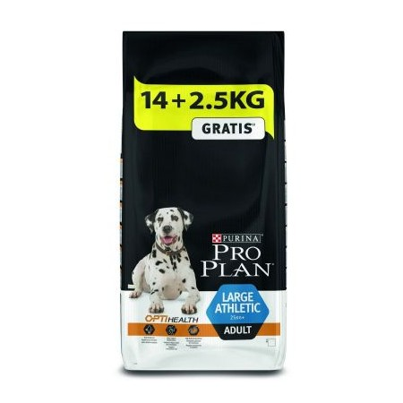 Pro Plan Adult Large Athletic Optihealt Pollo