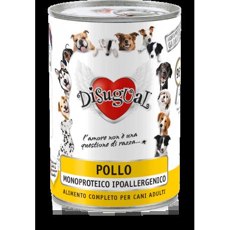 Disugual Ipoallergenico Monoproteico Pollo