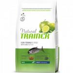 Natural Trainer Adult Maxi con Tonno, Riso e Alga Spirulina