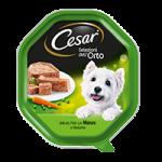 Cesar Selezione dell'Orto - Patè con Manzo e Verdurine