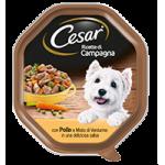 Cesar Ricette di Campagna con Pollo e Verdurine in una Deliziosa Salsa