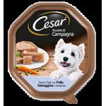 Cesar Ricette di Campagna con Pollo Selvaggina e Verdure