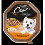Cesar Ricette di Campagna con Tacchino e Riso Integrale in una Deliziosa Salsa