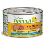 Natural Trainer Dog Adult Mini Light con Maiale Umido