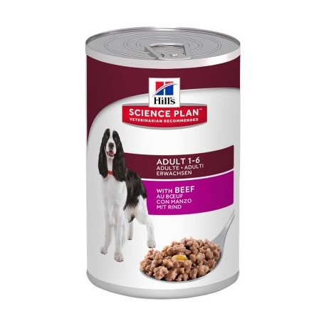 Hill's Canine Adult Advanced Fitness Lattina Con Manzo