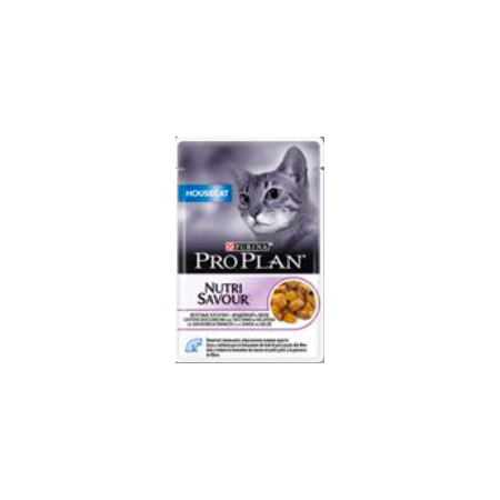Pro Plan Housecat Nutrisavour  con Tacchino in Gelatina