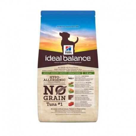 Hill's Ideal Balance Canine NOGRAIN Tonno e Patate