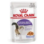 Royal Canin Feline Health Nutrition Wet - Sterilised in gelatina