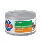 Hill's Kitten Healthy Development Patè Con Pollo