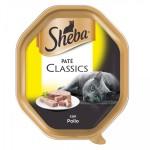 Sheba Patè Classic con Pollo