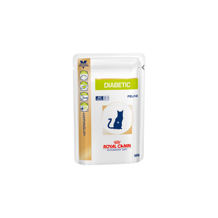 Royal Canin Veterinary Diet - Diabetic umido Feline