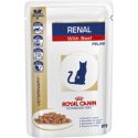 Royal Canin Veterinary Diet - Renal with Beef - umido