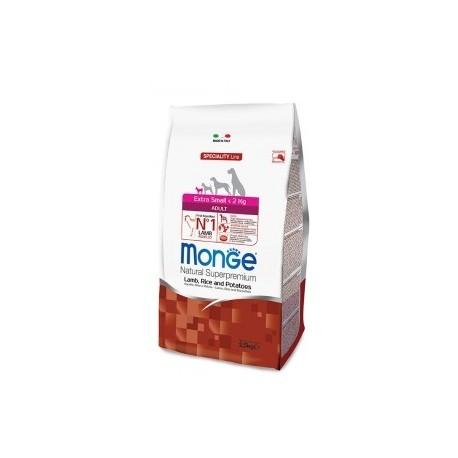Monge Extra Small Adult Agnello, Riso e Patate