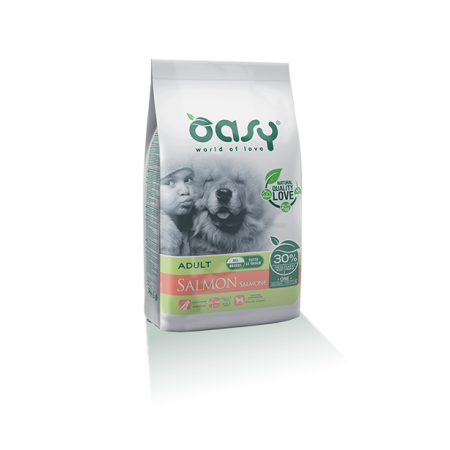 Oasy One Animal Protein Adult Salmone